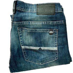Men's Buffalo Straight Stretch Jeans